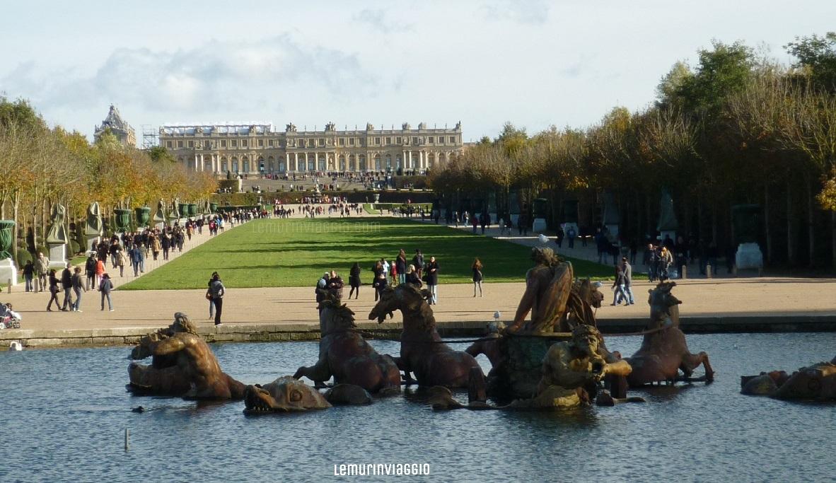 I giardini della reggia di versailles lemurinviaggio for Charles che arredo la reggia di versailles